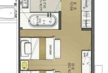 Otel odası planları