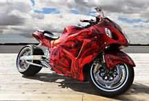 motorcycle bicycle