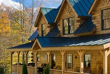 Log Homes / Cabins