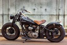 Classical motocycles