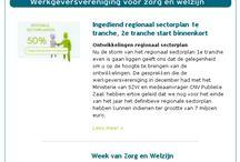 Nieuwsbrieven ZorgZijn Werkt 2014
