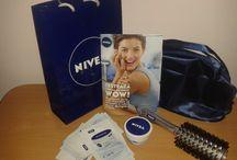 testez noua crema hidratanta Nivea Care #buzzaar #niveacare / am primit buzz-kit-ul cu noua crema hidratanta Nivea Care #buzzaar #niveacare , revin cu impresii ;)