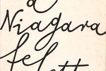 Kötélen a Niagara felett / Antología del teatro contemporáneo latinoamericano,  Selección, epílogo, notas y, parcialmente, traducción (1982)