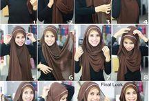Jilbab tutorial