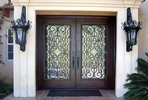 Doors, Gates... / by Hikia Dixon