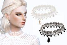 Sims 4 cc accessories