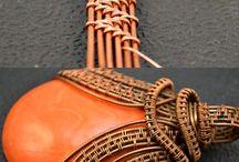 Украшени в технике Wire Wrapping
