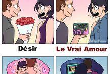 Désir / Vrai Amour