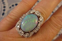 Vintage & Estate Jewelry / by Helena Arneson