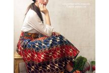 Batik fashion indonesia bgt