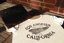 Timbro-tshirt / Raccolta di idee per la personalizzazione di t shirt con timbro.