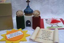 Children in Church / by My Orthodox Family