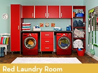 Laundry Room Organizing Tips / Fantastic storage solutions and clever ways to make your laundry room easy to use for any family member ~ and a fun place to be...because we all know we are there too much! / by Molly Hayden Gold