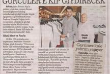 Kenan İmirzalıoğlu by KİP - Safranbolu gezimizin basın yansımaları