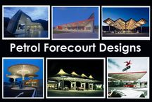 Architecture Project 1- Petrol Forecourt Design pages