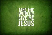 Jesus / by DeKera Smith-Boyd