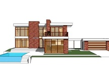 Bauhaus Home Plans and Ideas / Designs to draw upon in building my dream house.