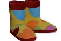 Panduf, ev ayakkabısı, ev botu, ev terliği