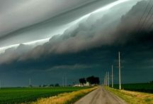 Weather / Someday I will chase storms!!! / by Hannah Otterson