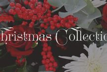 Winter Bouquet Collection / Our Winter Bouquet Collection.  Available online www.okbouquet.com