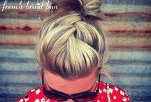hair / by Anna Hendley