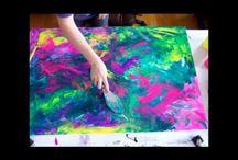 Painting: Acrylics