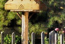 Méhészet, méhkasok