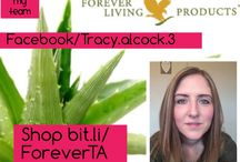 Tracy Alcock / Global business development greengemtm@gmail.com bit.ly/ForeverTA Facebook/Tracy.alcock.3