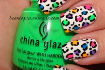 nail ideas :) / by Shannon Camden