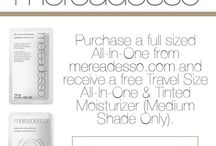Special Makeup Promotions / I love Mereadesso!  #skincare #skincareproducts #beauty #makeup