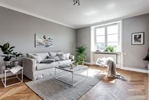 Inspiring interiors Scandi style / Inspirational interiors with A Scandi style, stylish nordic living spaces to help you get the look and feel of fresh, light, natural living spaces we love.