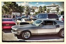 my cars / Mustang 69 ford chevy mopar  camaro 67 retro. cars classic cars muscle cars