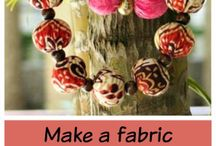 Textile  Fashion accesories / Only accesories made with textiles!