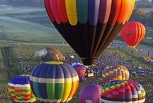 Hot Air Balloons / by Valerie McEvoy