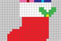 Pixel patrón
