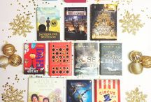 Authors' Holiday Boards / Make your OWN bookish wish list with our gift guide: bit.ly/1LZzdZ0
