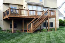 Deck Design & Landscaping Ideas