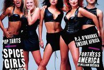 Spicy stuff! Spice Girls!