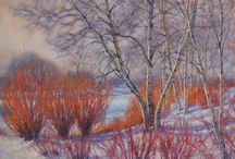 Landscapes / Outstanding works of landscape art in painting, drawing and photography.