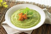 """""""Soup's on!"""" / by Hass Avocados"""