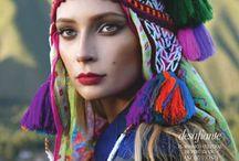 Inspirational: Wild & Ethnic