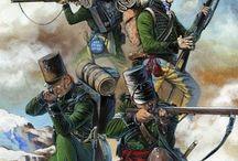 Wojny napoleońskie - żołnierze