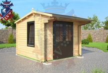 DF Log Cabins Deluxe Range / Our New Deluxe Log Cabins DF Range for 2016.  These cabins are not just amazing, they are the best log cabins on the internet to date. Quality Door and Windows. Only from LV Log Cabins
