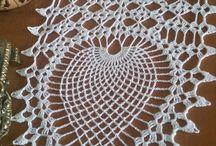 Moje dziergadełka / crochet, szydełkowanie