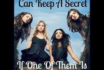 Pretty Little Liars / Two can keep a secret If one of them is dead... -A