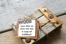 houten objecten
