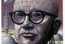 Buckminster Fuller Makes A Difference / by John Porter