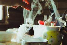 Tea Time << >> Break Mind