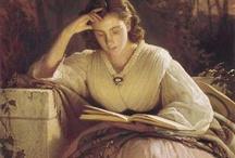 Lesende & zu Lesendes / by Martina Friedrich