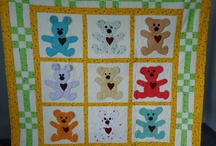 Baby Quilts / by Marian Dunn Griffith